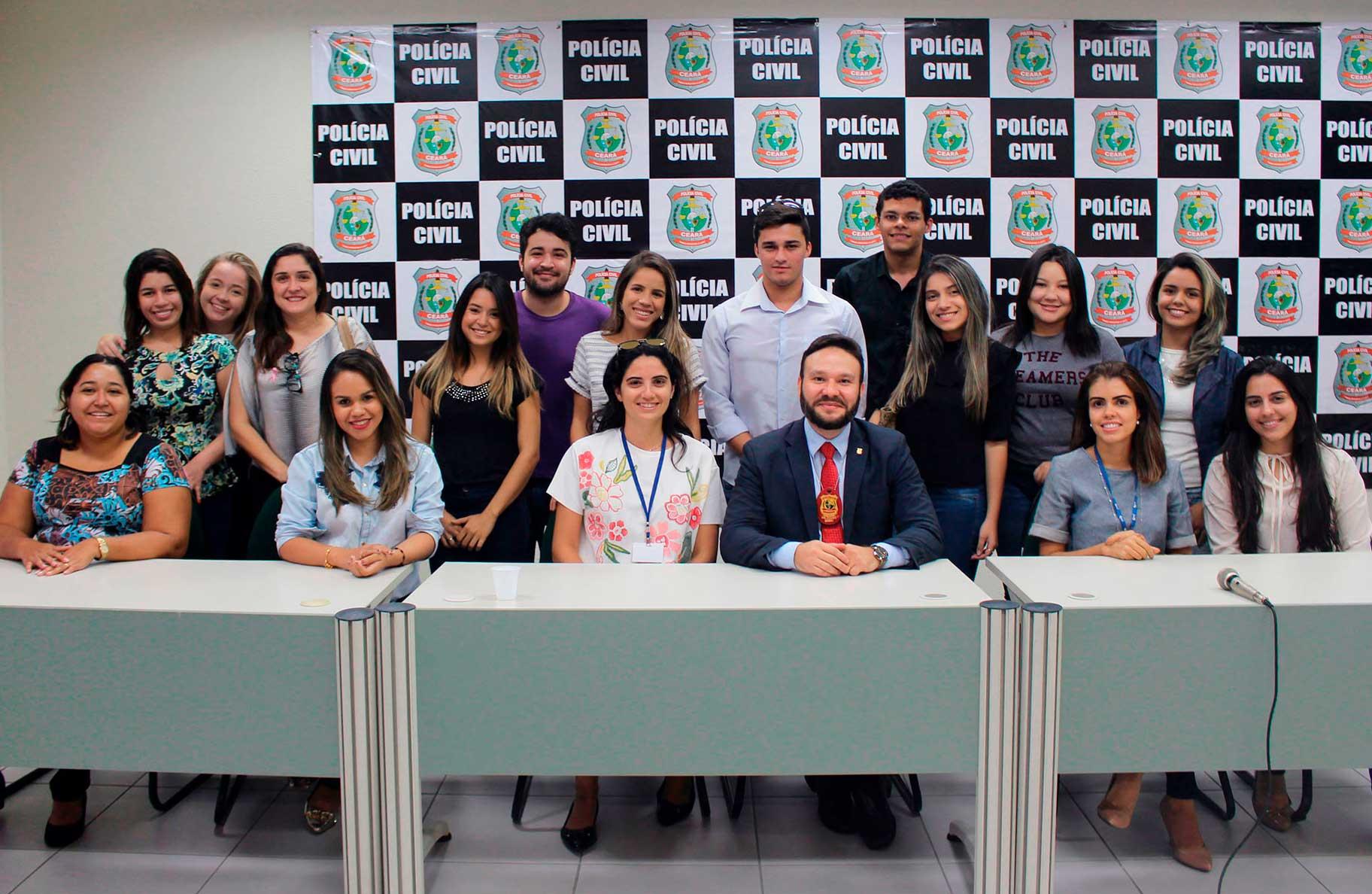 Divisão de Homicídio e Proteção à Pessoa - Faculdade Ari de Sá