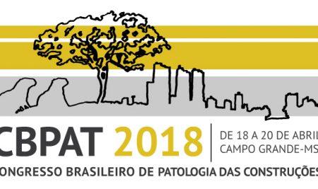 3° Congresso Brasileiro de Patologia das Construções